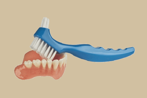 Partials dentures are used by people