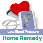 Low Blood Pressure Home Remedy Treatment Video Guide